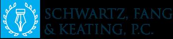 Schwartz, Fang & Keating, P.C. Header Logo